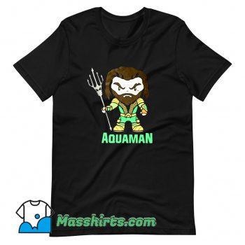 Original Aquaman Cartoon Movie T Shirt Design