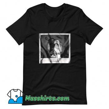 Original Ariana Grande Be Alright T Shirt Design