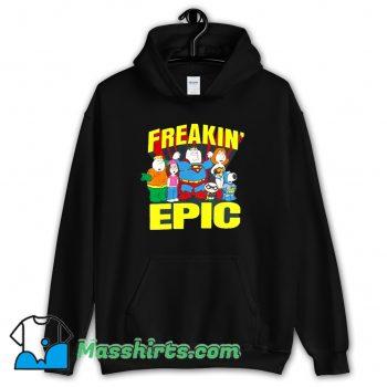 Original Family Guy Freakin Epic Hoodie Streetwear