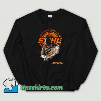 Original Halloween STIHL Texas Chainsaw Sweatshirt