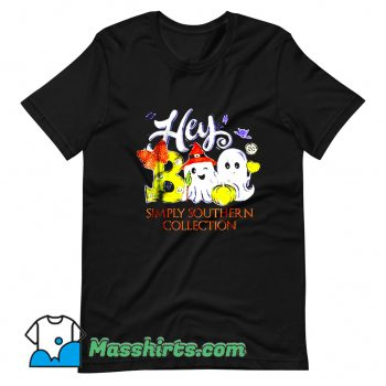 Original Hey Boo Simply Southern Collection T Shirt Design
