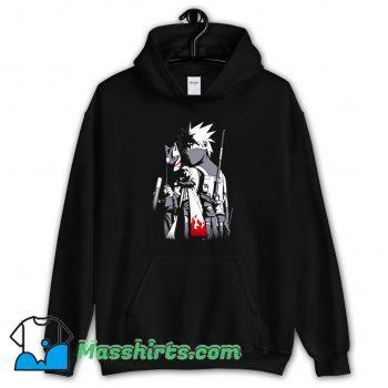 Original Naruto Shippuden Kakashi Story Hoodie Streetwear