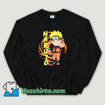 Original Naturo Chibi Fist So Cute Sweatshirt