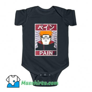 Pain Naruto Shippuden Baby Onesie
