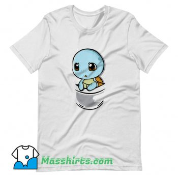 Pouch Squirtle T Shirt Design On Sale