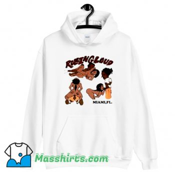 Rap Asap Rocky Rolling Loud Classic Hoodie Streetwear