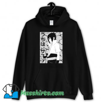 Sasuke Uchiha Classic Hoodie Streetwear
