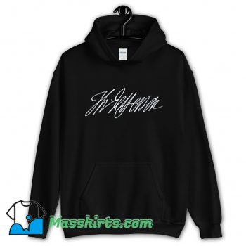 Thomas Jefferson Signature Funny Hoodie Streetwear