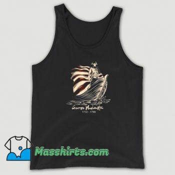Vintage George Washington Patriotic 1799 Tank Top