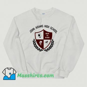 Vintage John Adams High School Sweatshirt