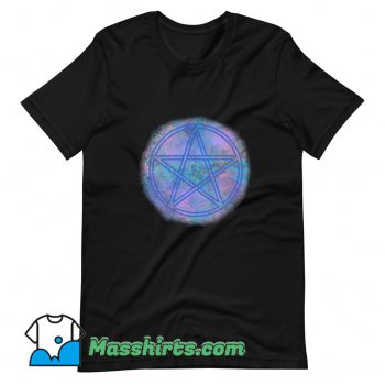 90S Witch Wicca Symbol T Shirt Design