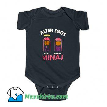 Alter Ego Roman Nicki Minaj Baby Onesie