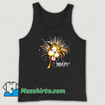 Awesome Bill The Cat County Thbbft Tank Top