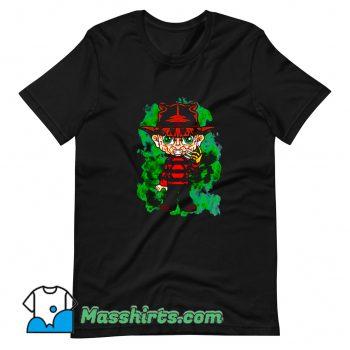 Awesome Horror Boy Cartoon Anime Manga T Shirt Design