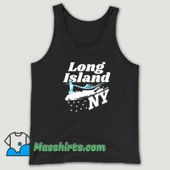 Awesome Long Island Ny Tank Top