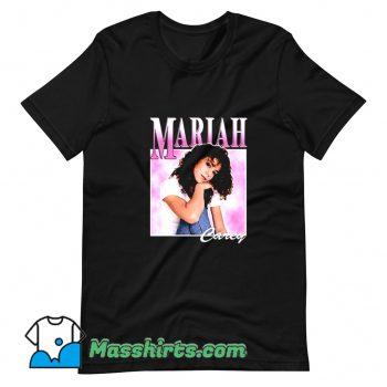 Awesome Mariah Carey Cover Album T Shirt Design