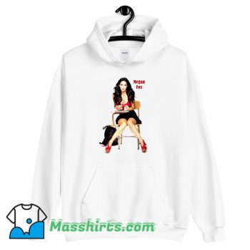 Awesome Megan Fox American Actress Hoodie Streetwear