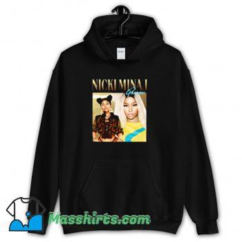 Awesome Nicki Minaj American Singer Hoodie Streetwear
