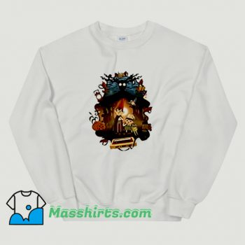 Awesome Over The Garden Wall Wirt And Greg Art Sweatshirt