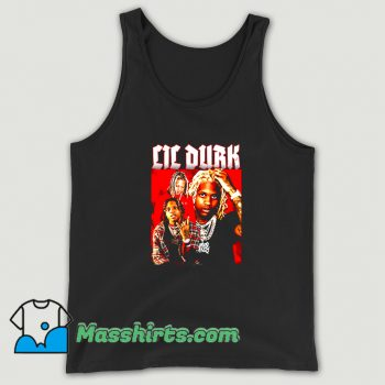 Awesome Rap Lil Durk Photos Tank Top