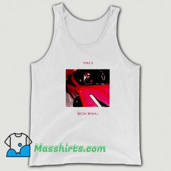 Awesome Rap Nicki Minaj Yikes Tank Top