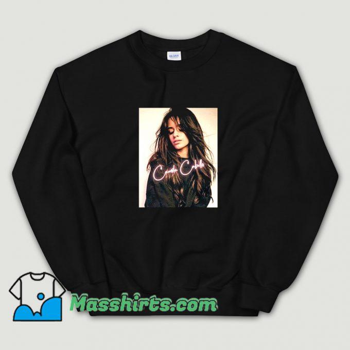 Best Camila Cabello Music Hip Hop Sweatshirt