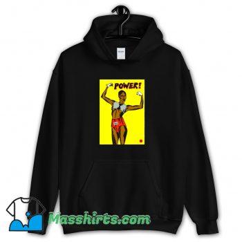 Best Grace Jone Power Hoodie Streetwear