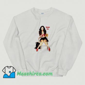 Best Megan Fox American Actress Sweatshirt