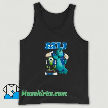Best Mike And Sulley Monsters University Tank Top