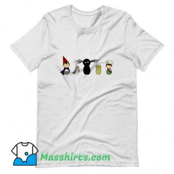 Best Over The Garden Wall Character T Shirt Design