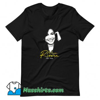 Best Rip Naya Rivera 1987 2020 T Shirt Design