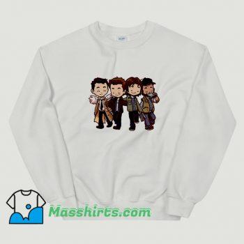 Best Supernatural Characters Sweatshirt