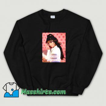 Camila Cabello Retro 90s Sweatshirt On Sale