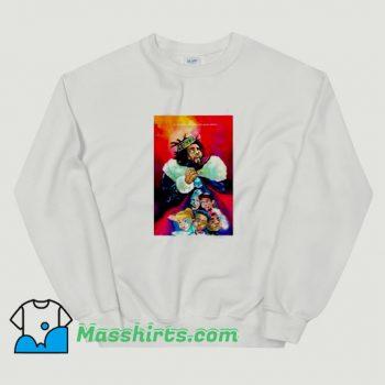 Cheap American Rapper J Cole Kod Sweatshirt