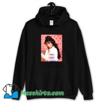 Cheap Camila Cabello Retro 90s Hoodie Streetwear