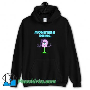 Cheap Monsters Celia Drink Hoodie Streetwear