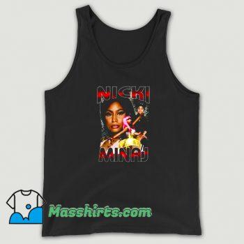 Cheap Nicki Minaj 90s Rap Tank Top