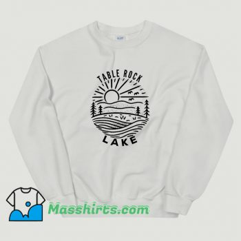 Cheap Table Rock Lake Sweatshirt