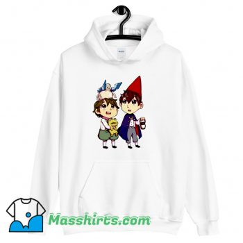 Chibi Over The Garden Wall Funny Hoodie Streetwear