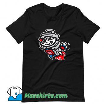 Classic Rocket City Trash Pandas T Shirt Design