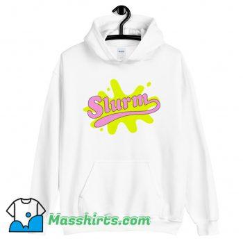 Classic Slurm Futurama Lover Hoodie Streetwear
