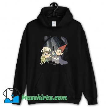 Classic The Garden Wall I See You Hoodie Streetwear