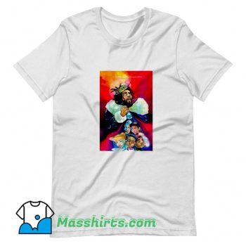 Cool American Rapper J Cole Kod T Shirt Design