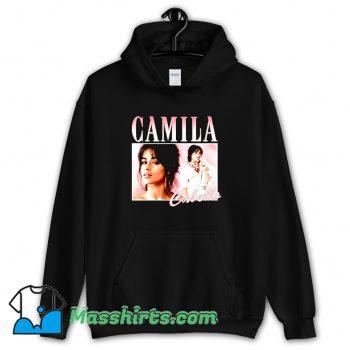 Cool Camila Cabello American Singer Hoodie Streetwear