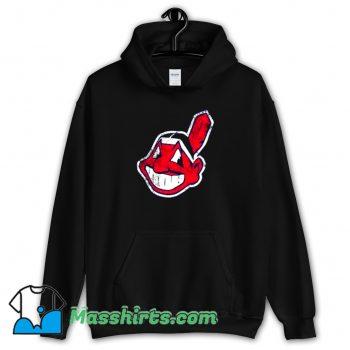 Cool Cleveland Indians Mascot Chief Wahoo Hoodie Streetwear