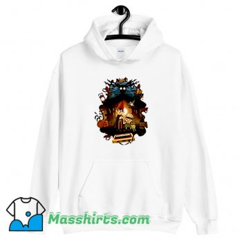 Cool Over The Garden Wall Wirt And Greg Art Hoodie Streetwear