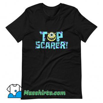Cute Mike Wazowski Top Scarer T Shirt Design