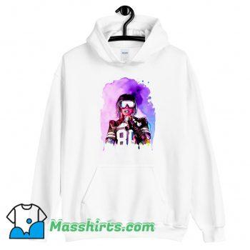 Cute Missy Elliott Colorful Art Hoodie Streetwear