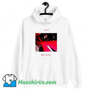 Cute Rap Nicki Minaj Yikes Hoodie Streetwear