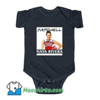 Farewell Naya Rivera Classic Baby Onesie